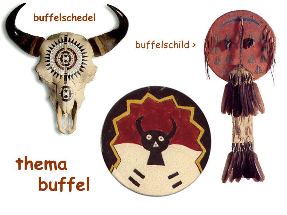 thema buffel buffelschedel buffelschild >