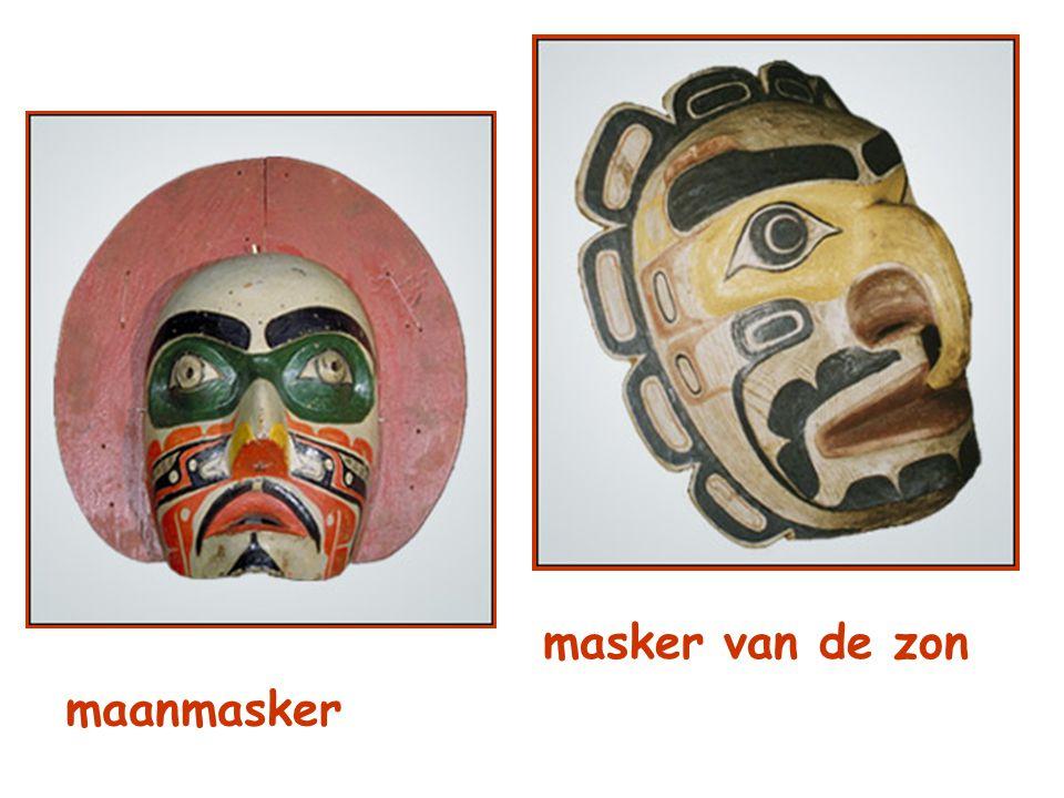 maanmasker masker van de zon