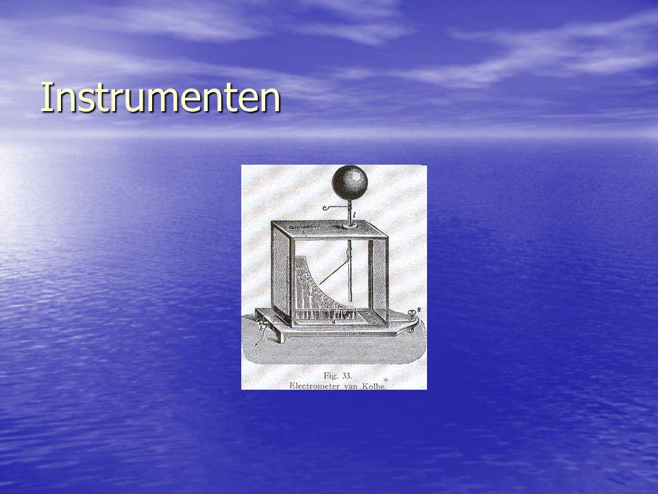 Nieuwe ontdekkingen 1896 Radioactiviteit 1896 Radioactiviteit 1895 Röntgenstraling 1895 Röntgenstraling Ioniserende straling: elektroscoop ontlaadt Ioniserende straling: elektroscoop ontlaadt