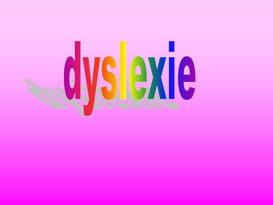 1.Inhoud 2. Wat is dyslexie. 3. Wie heeft dyslexie.