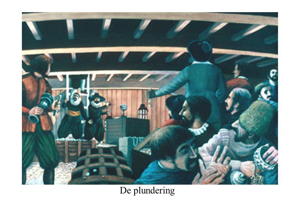 De plundering