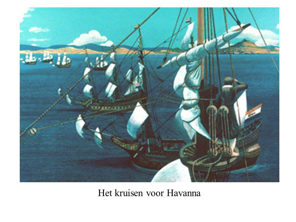 Het kruisen voor Havanna