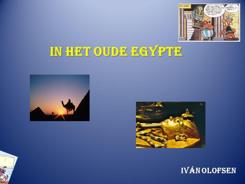  Inleiding  Reis door Egypte  Oudheden  Egypte van nu  Nawoord  Bronnen
