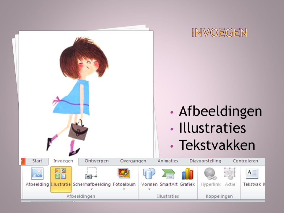 Afbeeldingen Illustraties Tekstvakken