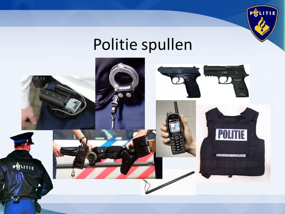 Politie spullen