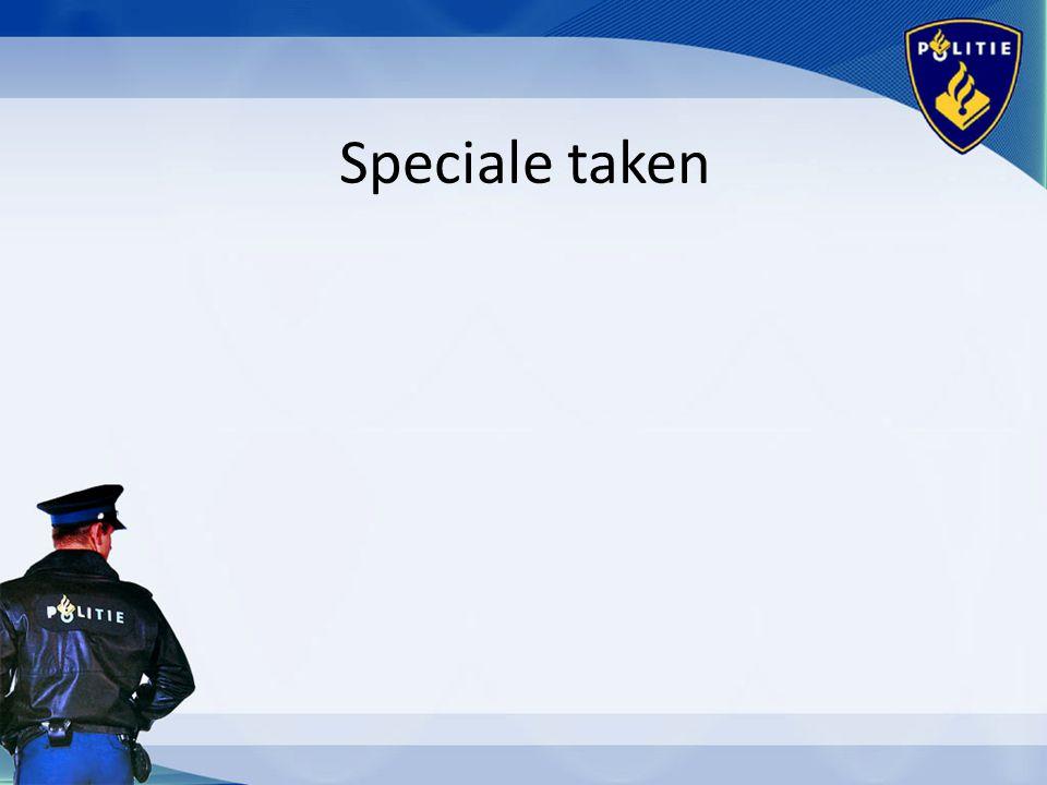 Speciale taken