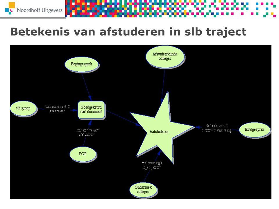 Themadag Onderzoek 2010 Don Ropes Betekenis van afstuderen in slb traject