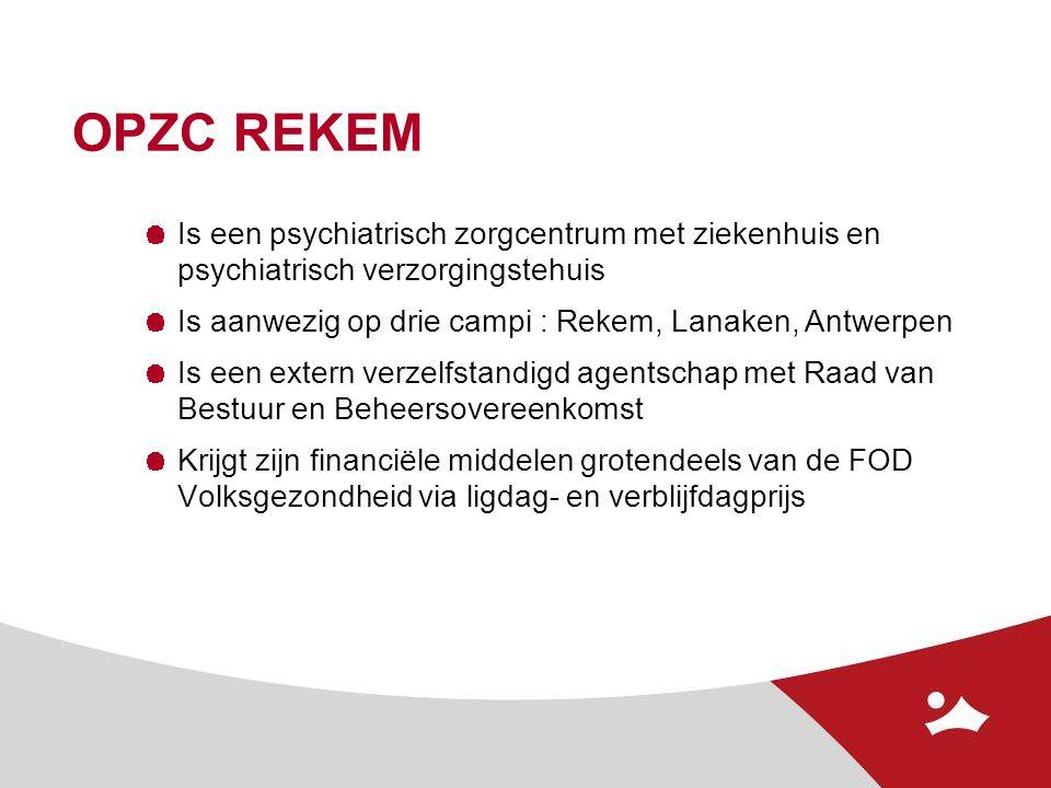 OPZC REKEM Heeft een zusterorganisatie, nl.