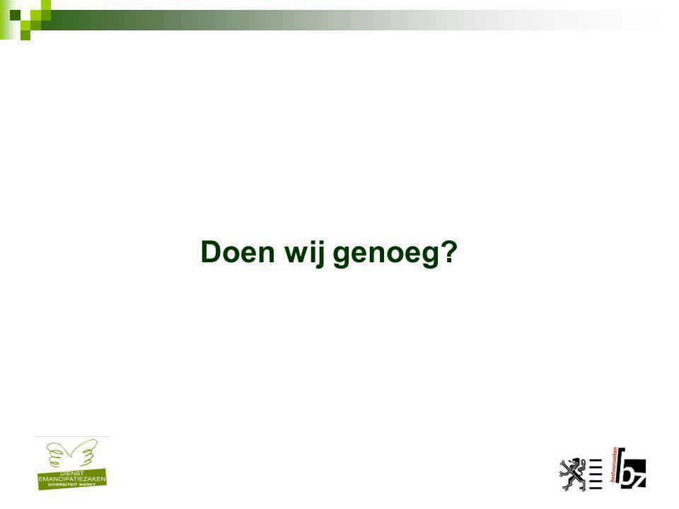 Ingrid PELSSERS Dienst Emancipatiezaken Vlaamse overheid Boudewijnlaan 30, bus 33 – 1000 Brussel E-mail: ingrid.pelssers@bz.vlaanderen.be www.bestuurszaken.be/emancipatiezaken