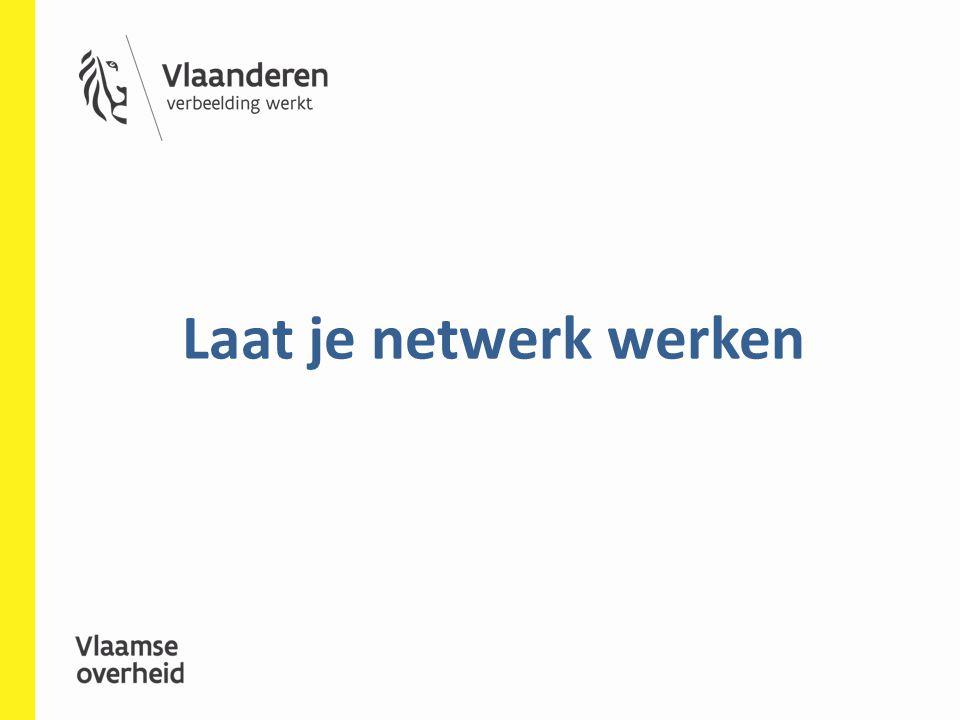 Netwerk informatiebeheerders hoe netwerk opzetten.
