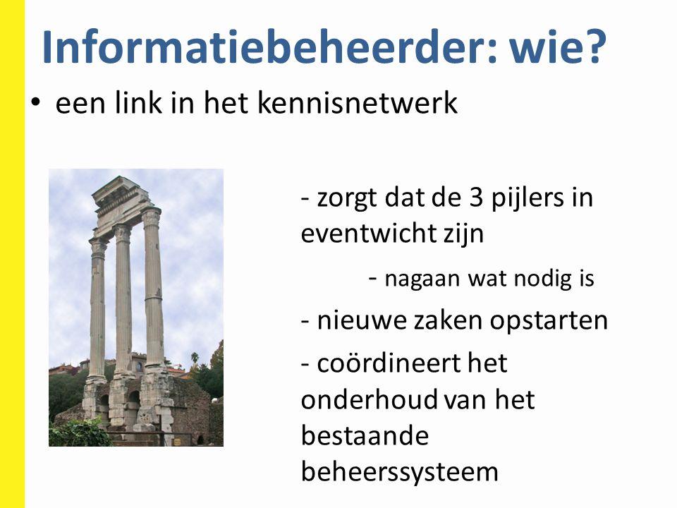 Hulplijnen: algemeen www.bestuurszaken.be/informatiemanagement informatiemanagement@bz.vlaanderen.be www.bestuurszaken.be/yammernetwerk- informatiemanagement-vlaamse-overheid yammer.com/informatiebeheervlaamseoverheid