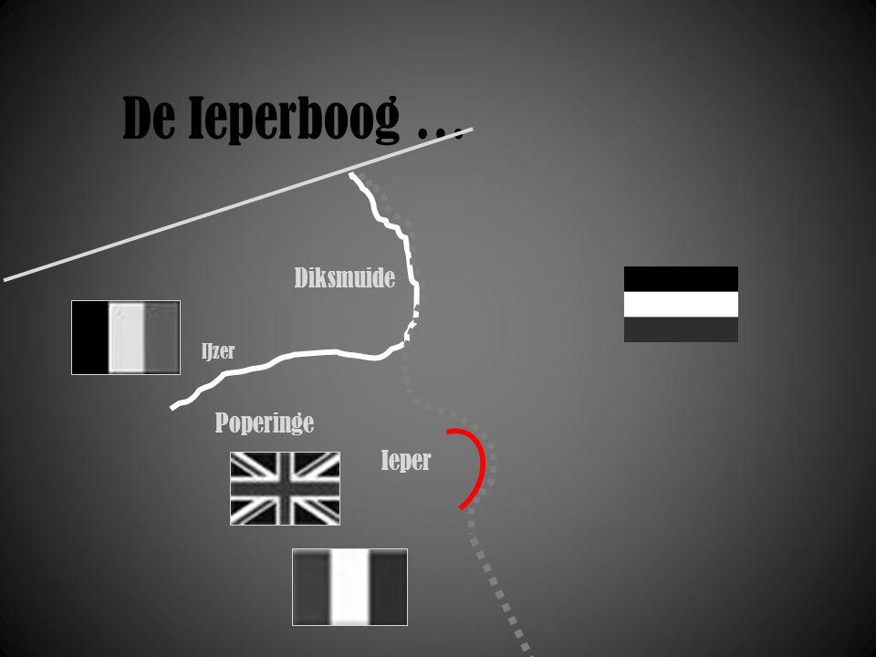 Ieper Diksmuide Poperinge IJzer De Ieperboog …