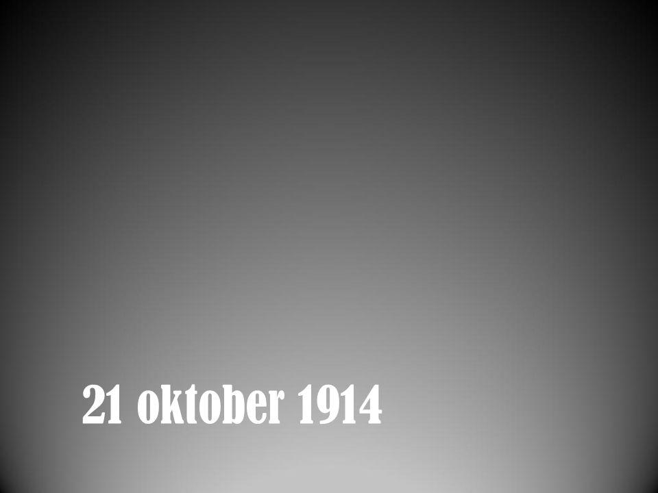 21 oktober 1914