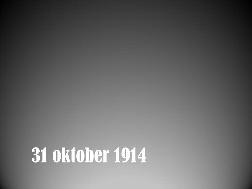 31 oktober 1914