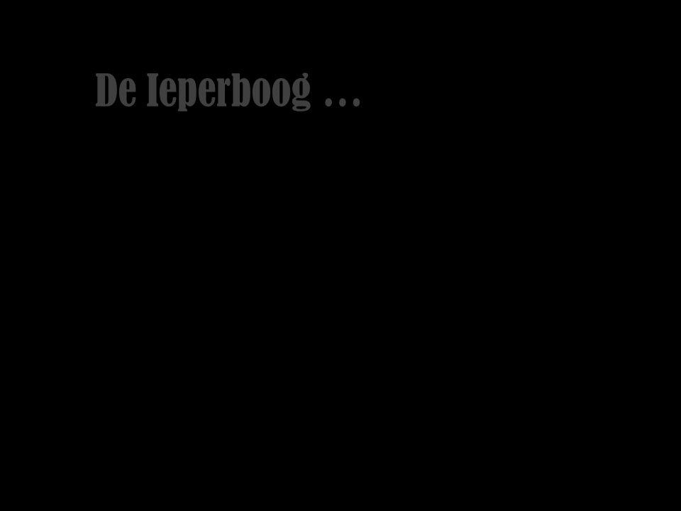 Ieper Diksmuide Poperinge IJzer