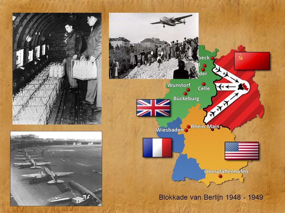 Blokkade van Berlijn 1948 - 1949