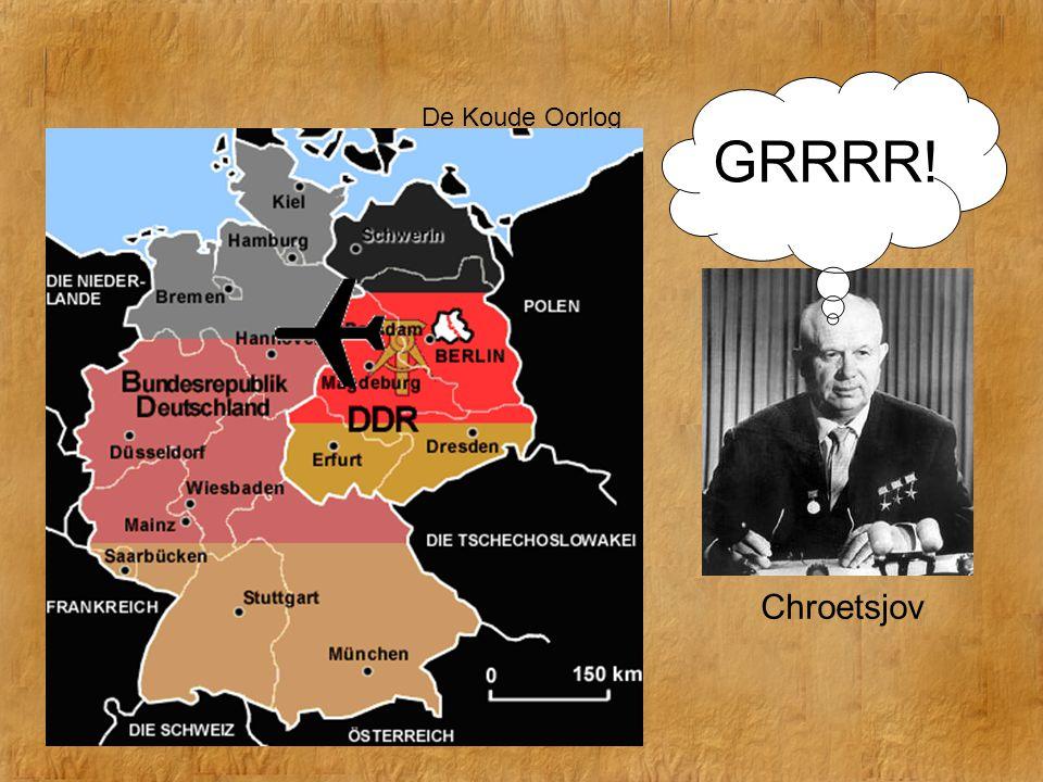 GRRRR! Chroetsjov