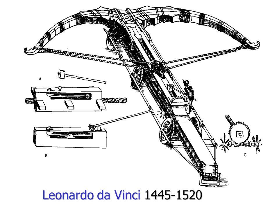 Leonardo da Vinci 1445-1520