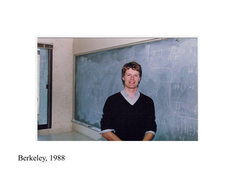 Berkeley, 1988