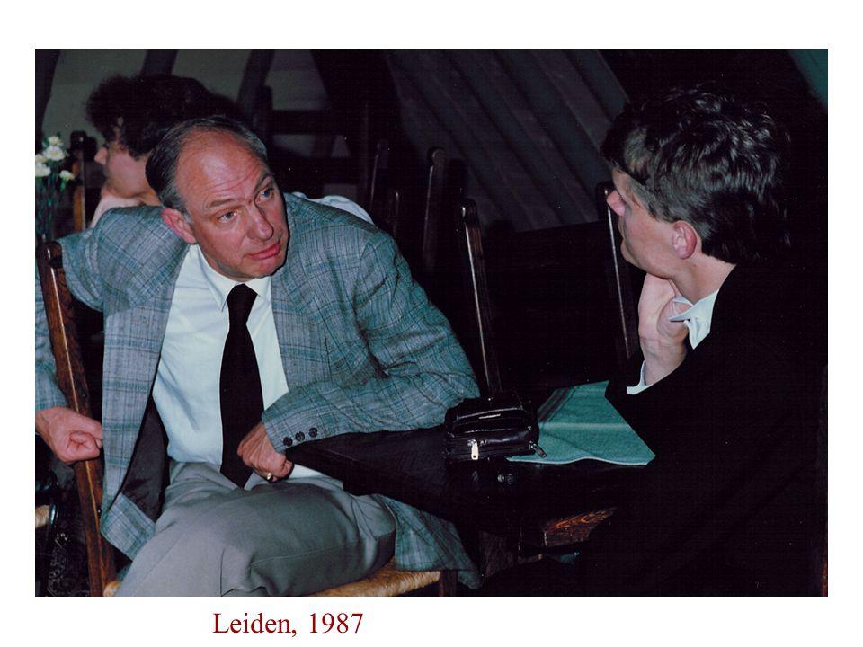 Leiden, 1987