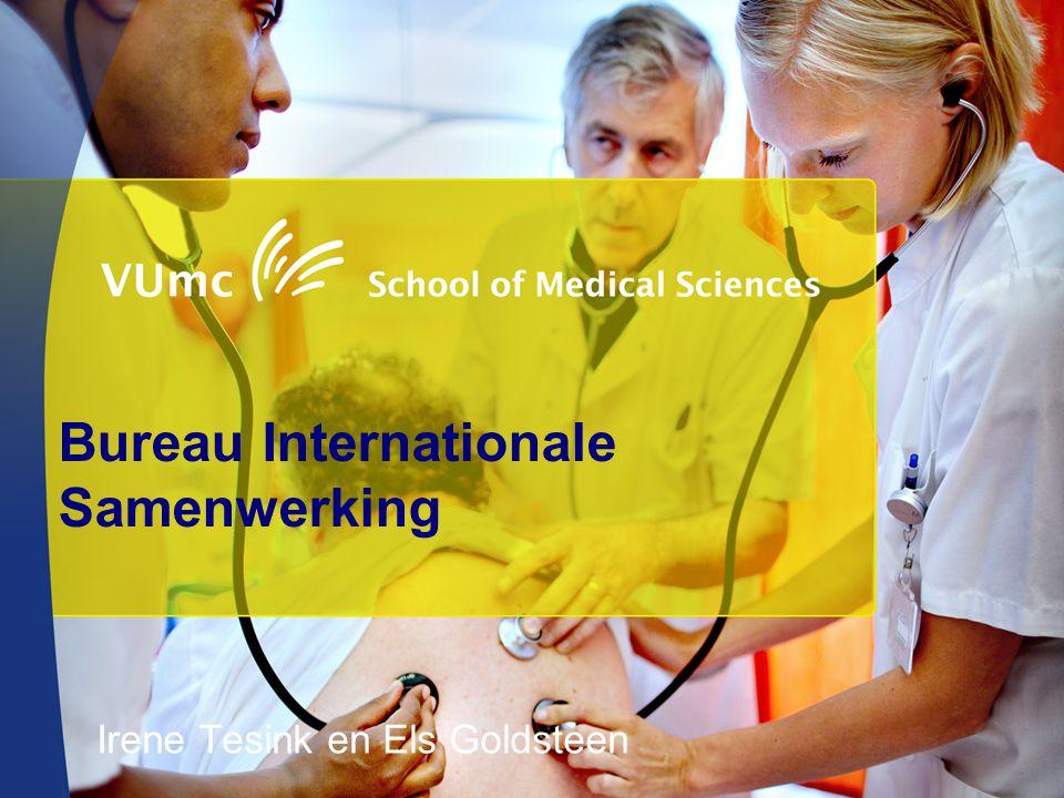 Bureau Internationale Samenwerking Irene Tesink en Els Goldsteen