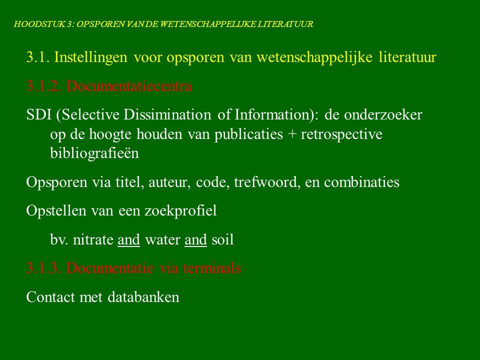 Richting: Milieutechnologie (ook GAS Milieuwetenschappen) ENVIRONMENTAL SCIENCE AND TECHNOLOGY http://pubs.acs.org BURGERLIJK INGENIEURS, INFORMATICI MICROELECTRONICS JOURNAL http://www.elsevier.com http://fltbwww.UGent.be/isofys