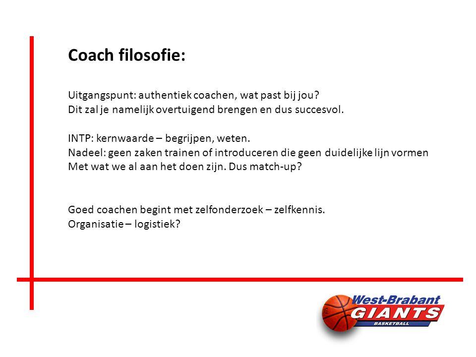 Coach filosofie: Uitgangspunt: authentiek coachen, wat past bij jou.