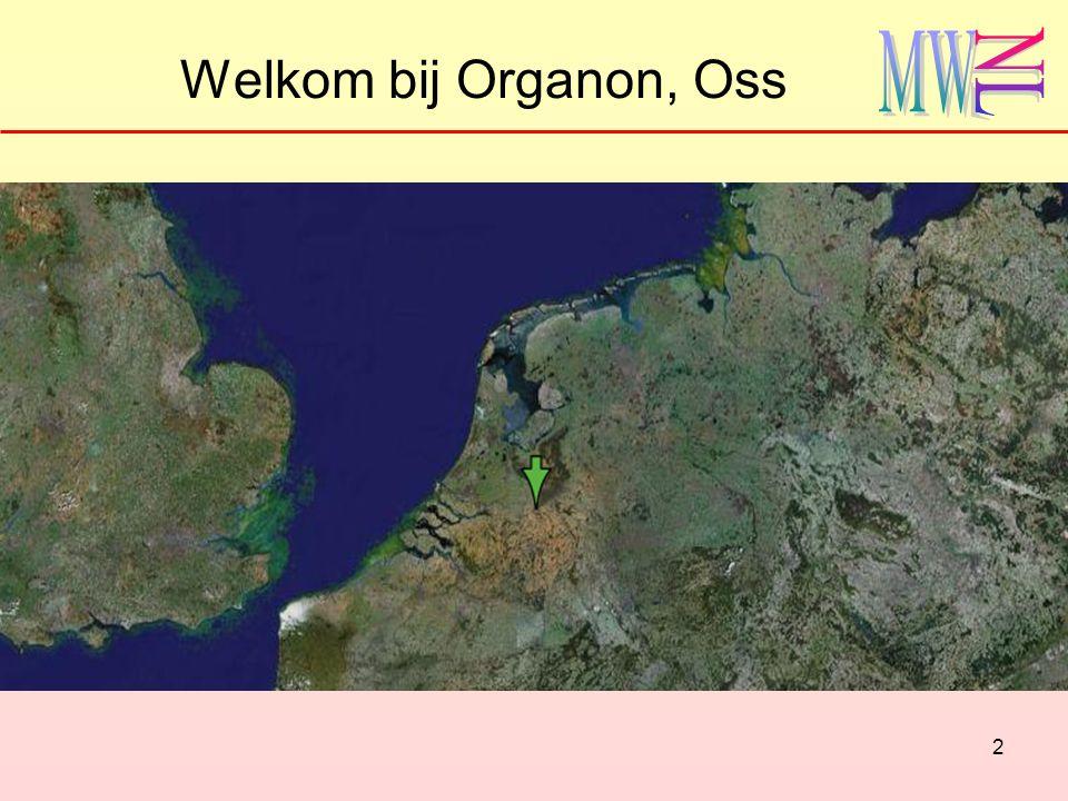2 Welkom bij Organon, Oss