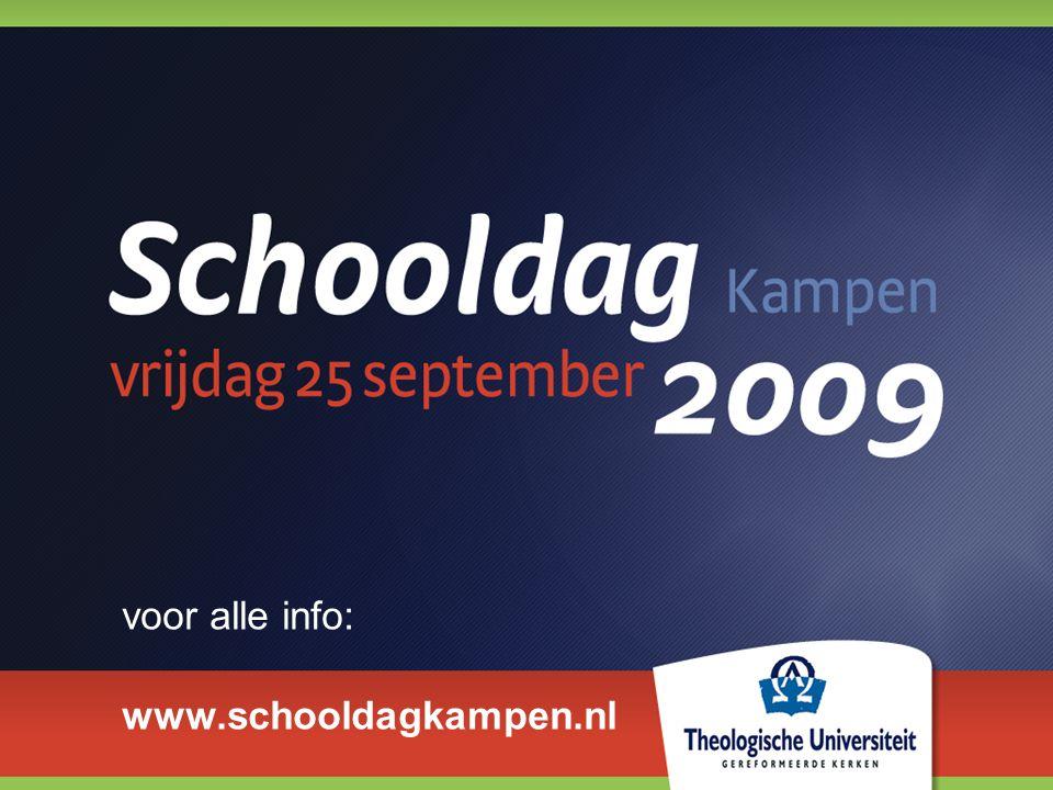 voor alle info: www.schooldagkampen.nl
