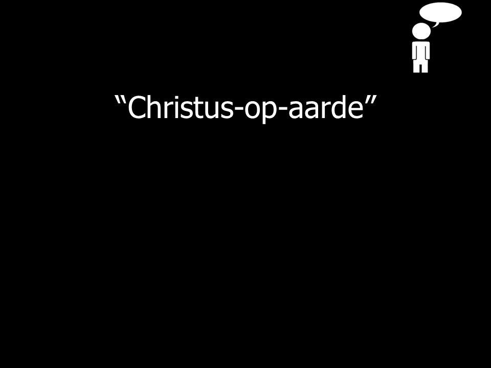 Christus-op-aarde