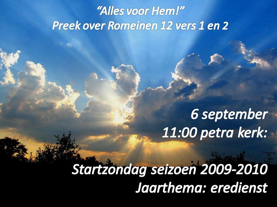  Gz. 45: 1  Lezen formulier  Doopbediening  Ps. 105: 5  Uitreiking doopkaart