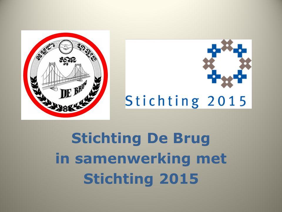 Stichting De Brug in samenwerking met Stichting 2015