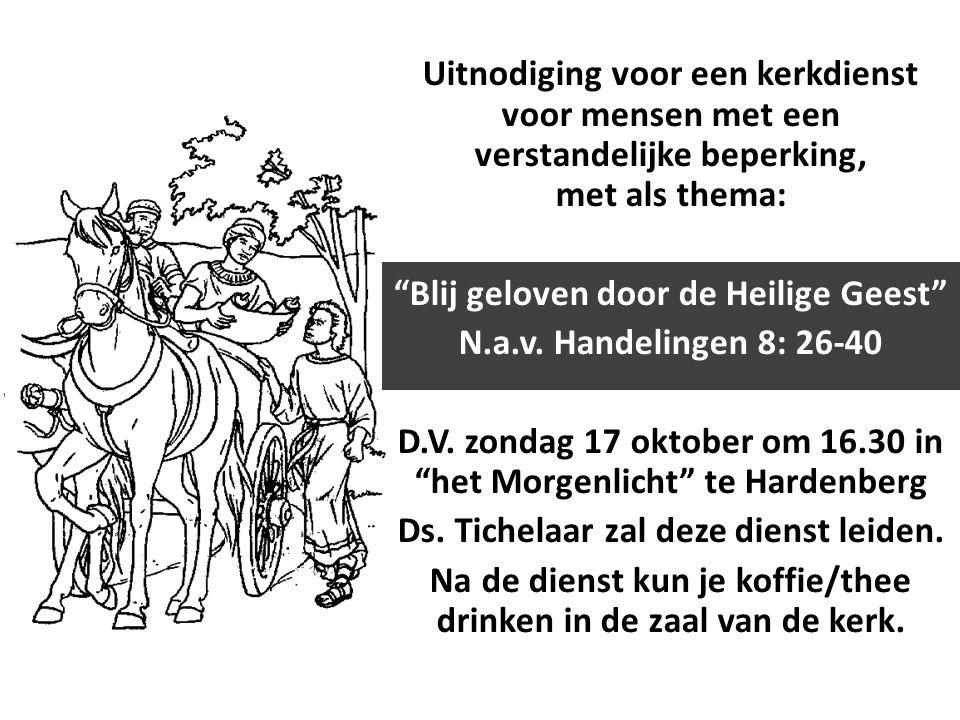 WERKCONGRES Zaterdag 6 november Greijdanus College, Zwolle Sprekers: Dr.