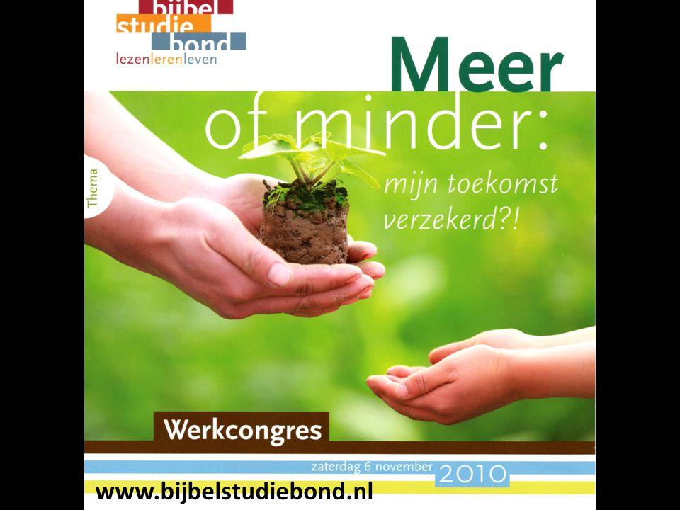 WERKCONGRES Zaterdag 6 november Greijdanus College, Zwolle Sprekers: Dr. Henk van der Kamp Rikkert Zuiderveld In de middag: Workshops Voor meer inform
