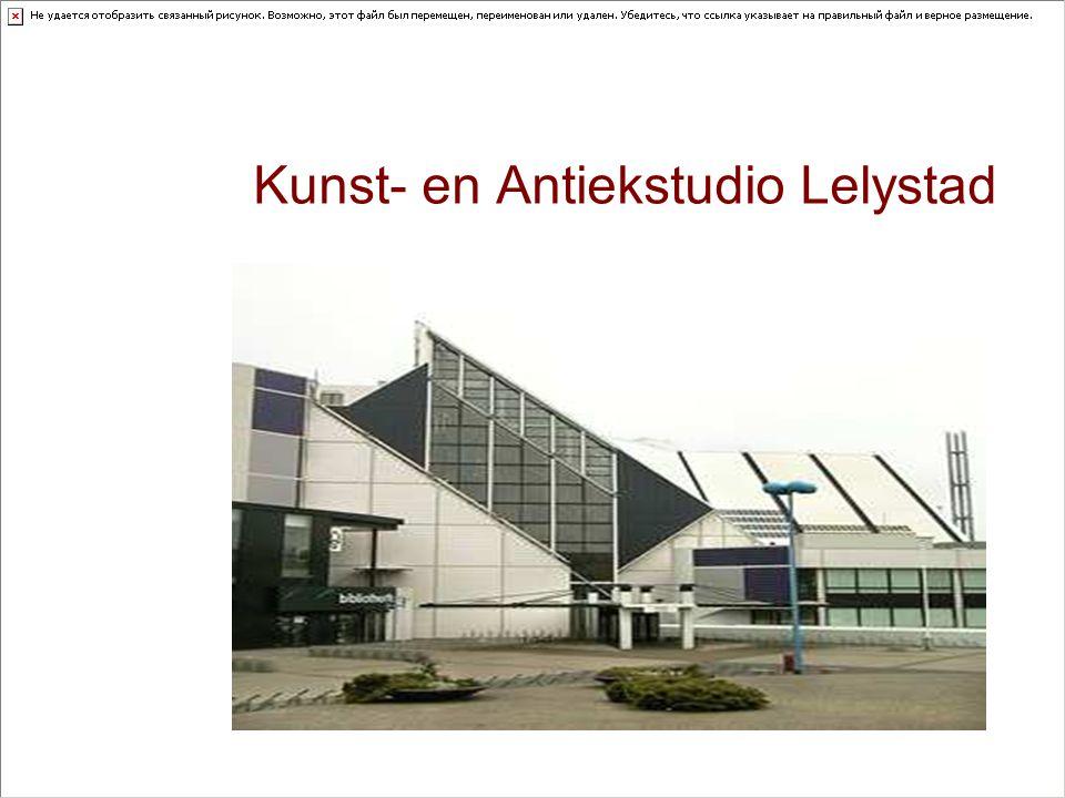 Kunst- en Antiekstudio Lelystad