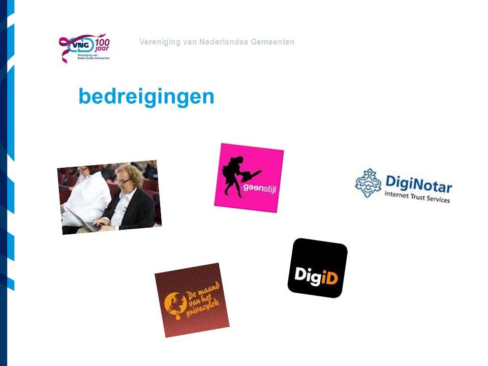 Vereniging van Nederlandse Gemeenten benut de kansen laat je inspireren ga innovatief én veilig aan de slag!