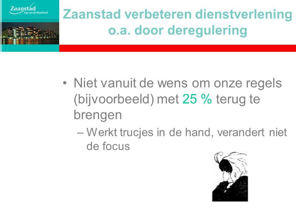 Meer weten over subsidies in Zaanstad.