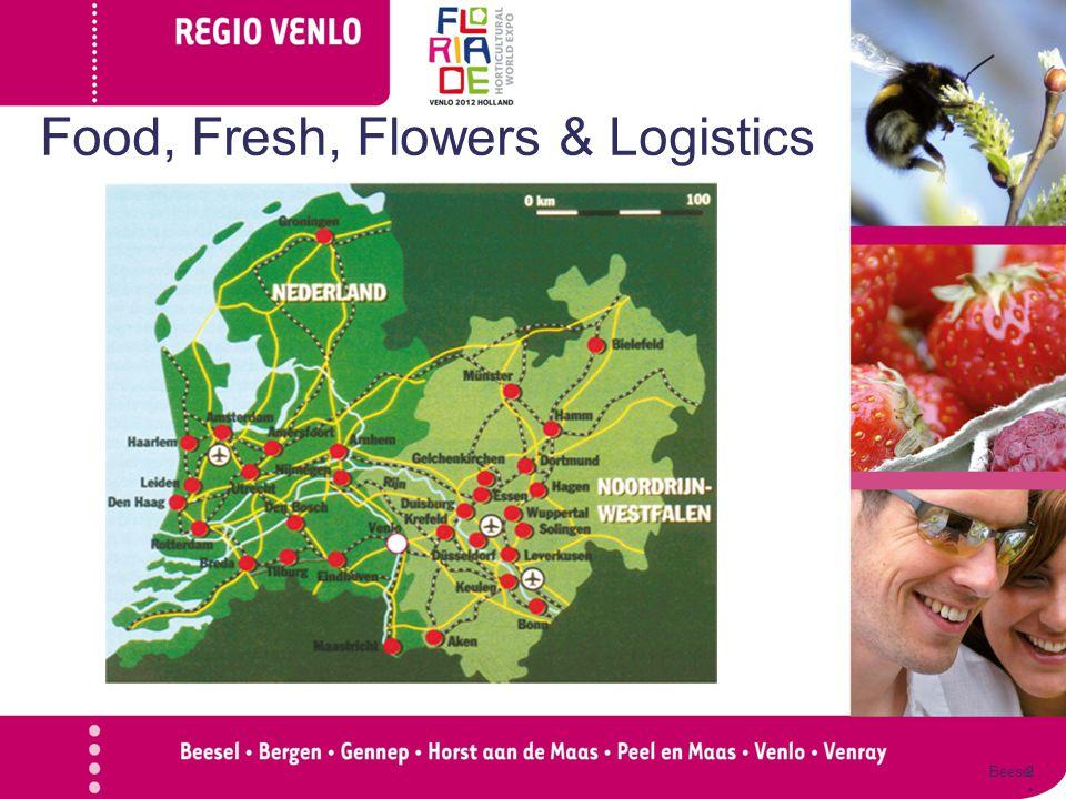 Food, Fresh, Flowers & Logistics Beesel Genne p Horst aan de Maas Peel en Maas Venlo Venra y 2