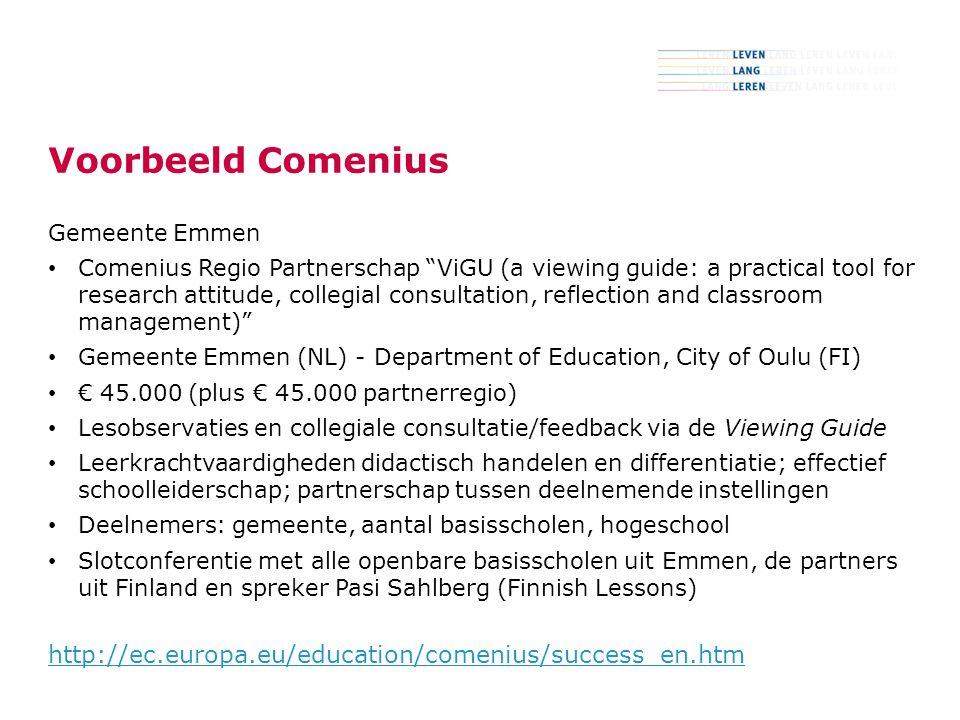 15 Contact Nationaal Agentschap Leven Lang Leren www.na-lll.nl Judith Dayus-BrouwerPeter van Deursen Coördinator LLPConsultant jdayus@epf.nlpdeursen@cinop.nl