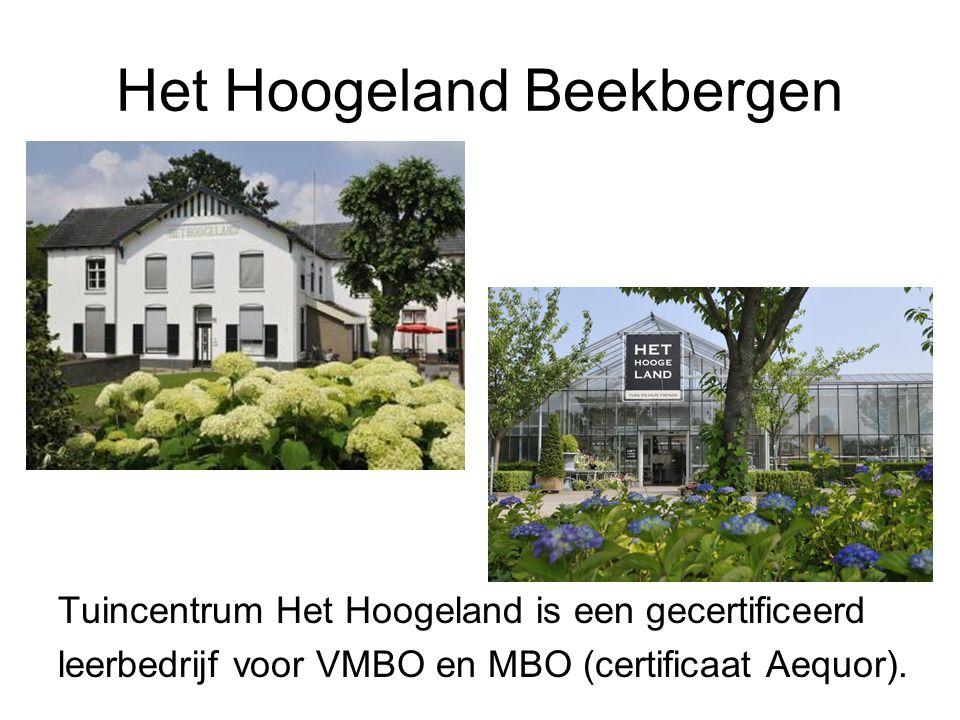 Horeb Beekbergen onderdeel van De Hoop