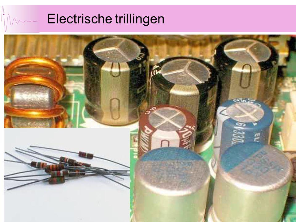 28 Electrische trillingen