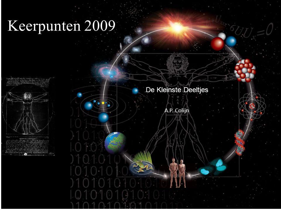 32 Schrodinger Vergelijking Quantum Theorie Natuurkunde op kleinste schaal beschreven door de golffunctie Ψ:  Ψ  2 is kans / volume.