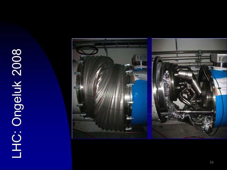 56 LHC: Ongeluk 2008