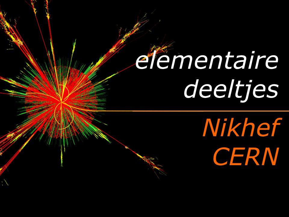 astronomie elementaire deeltjes astrodeeltjes