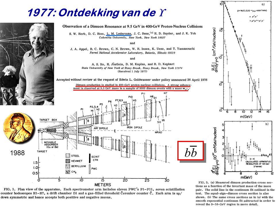 Najaar 2007Jo van den Brand35 1977: Ontdekking van de  bb 1988
