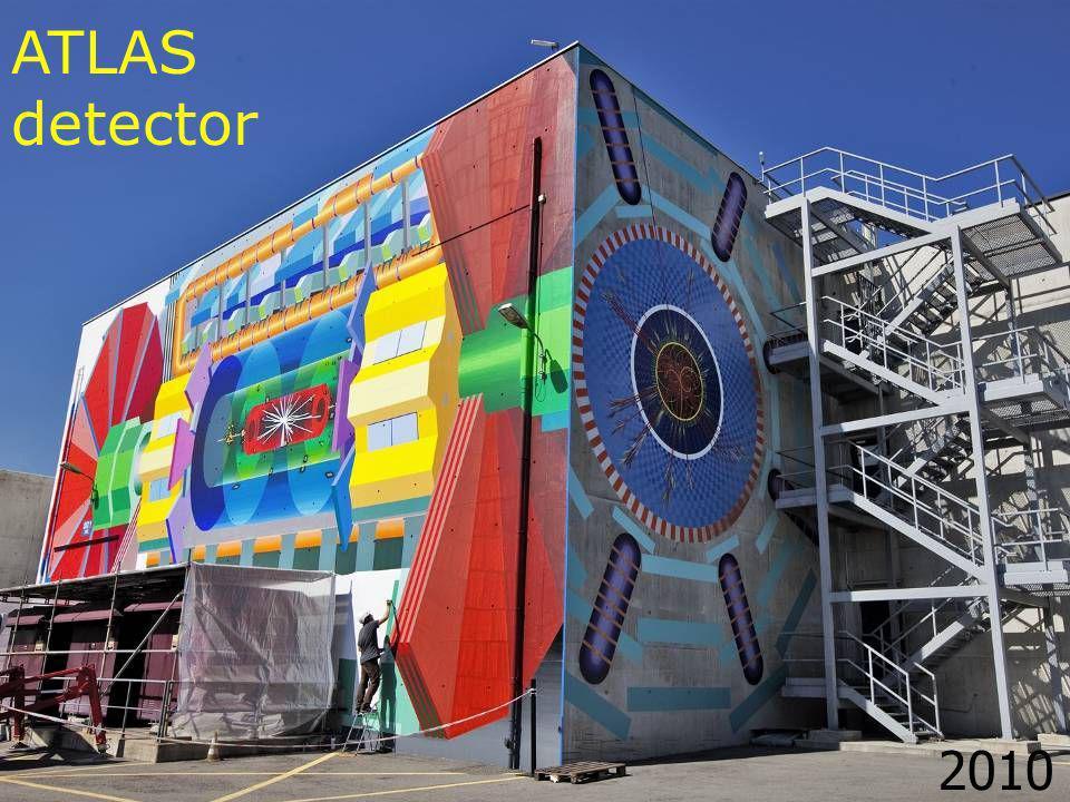 deeltjesfysica ATLAS A Toroidal LHC ApparatuS