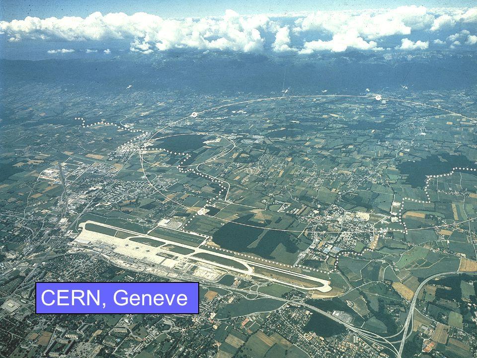 CERN, Geneve