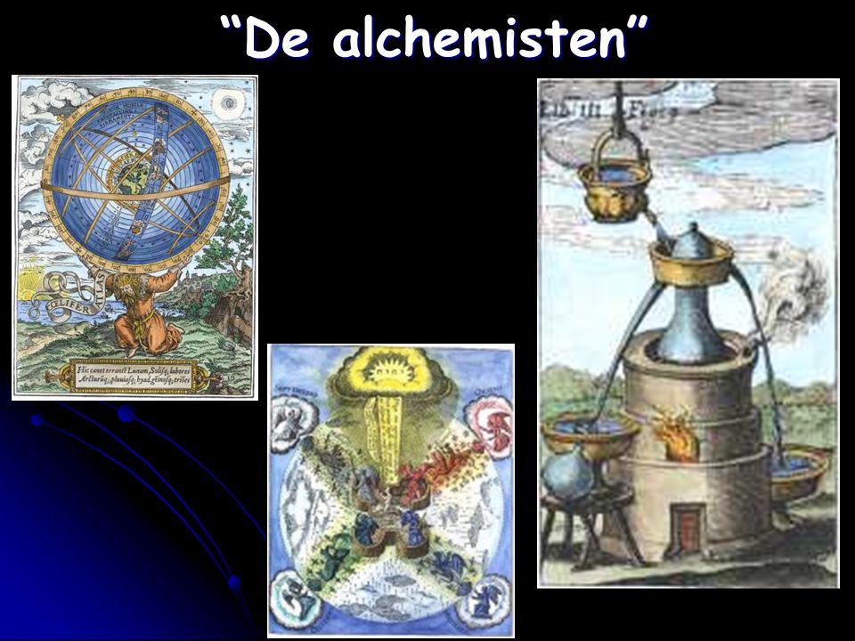 """""""De alchemisten"""""""