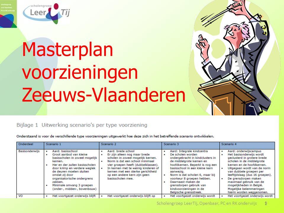 9 Masterplan voorzieningen Zeeuws-Vlaanderen