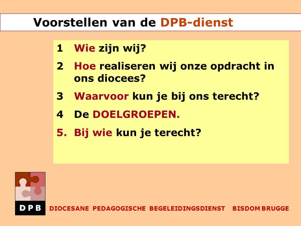 1 DPB-Brugge: wie zijn wij.